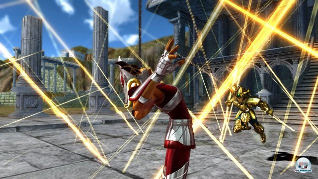 Screenshot - Saint Seiya: Sanctuary Battle (PlayStation3) 2265457
