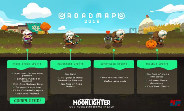 Screenshot - Moonlighter (Linux)