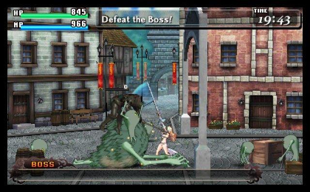 Screenshot - Code of Princess (3DS) 92409572