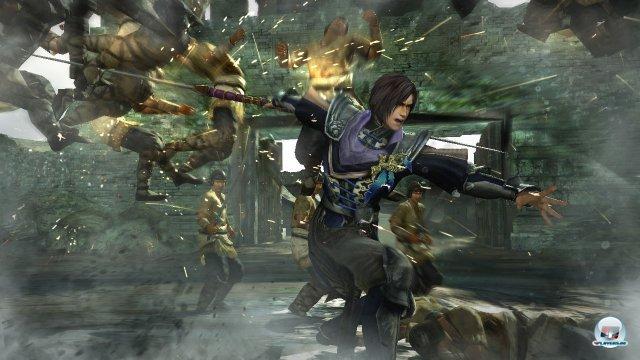Screenshot - Dynasty Warriors 8 (PlayStation3) 92434147