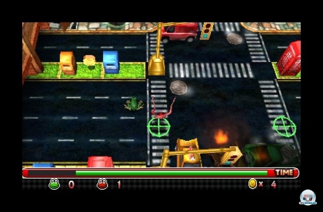 Screenshot - Frogger 3D (3DS) 2252622
