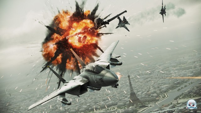 Screenshot - Ace Combat: Assault Horizon (360) 2249277