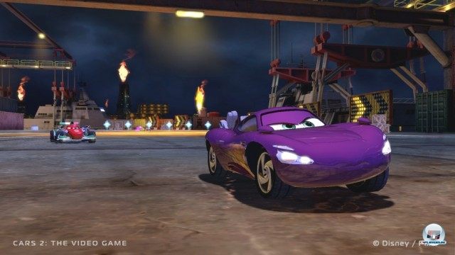 Screenshot - Cars 2: Das Videospiel (360) 2230978