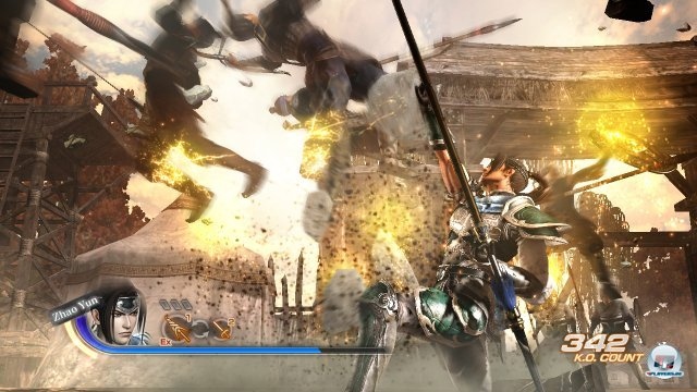 Screenshot - Dynasty Warriors 7: Xtreme Legends (PlayStation3) 2277312