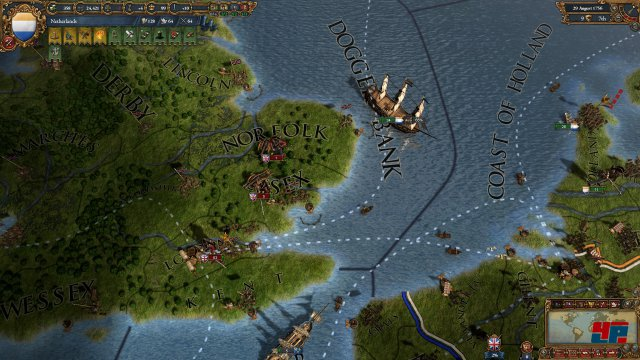 Screenshot - Europa Universalis 4: Res Publica (PC)