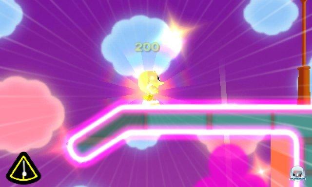 Screenshot - Pac-Man & Galaga Dimensions (3DS) 2257187