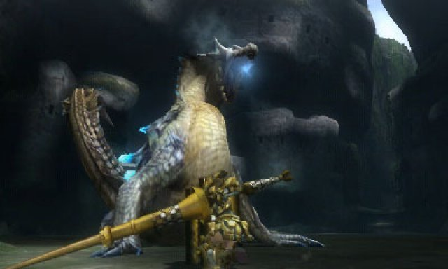 Screenshot - Monster Hunter 3G (3DS) 2285257