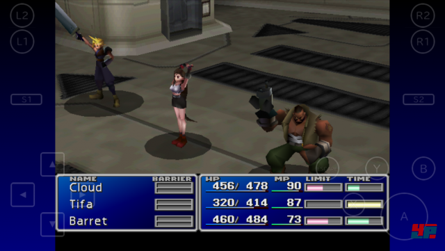 Screenshot - Final Fantasy 7 (iPad) 92512146