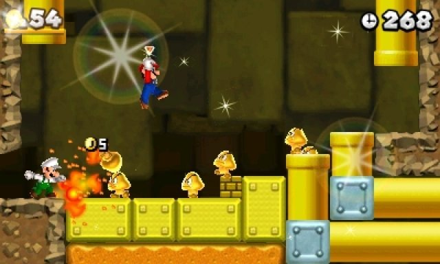 Screenshot - New Super Mario Bros. 2 (3DS) 2365187