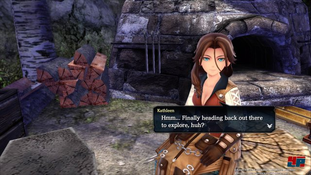 Screenshot - Ys 8: Lacrimosa of Dana (Switch)