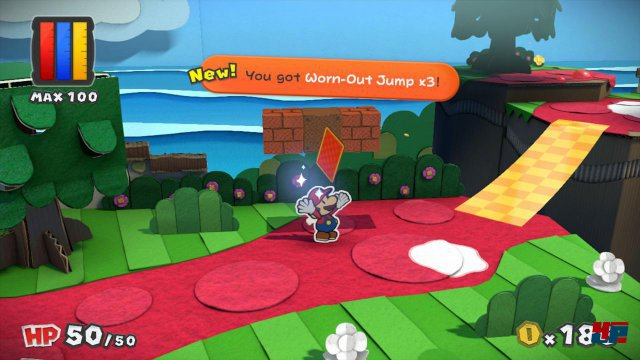 Screenshot - Paper Mario: Color Splash (Wii_U)