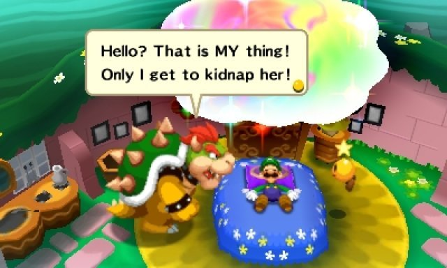 Screenshot - Mario & Luigi: Dream Team Bros. (3DS)