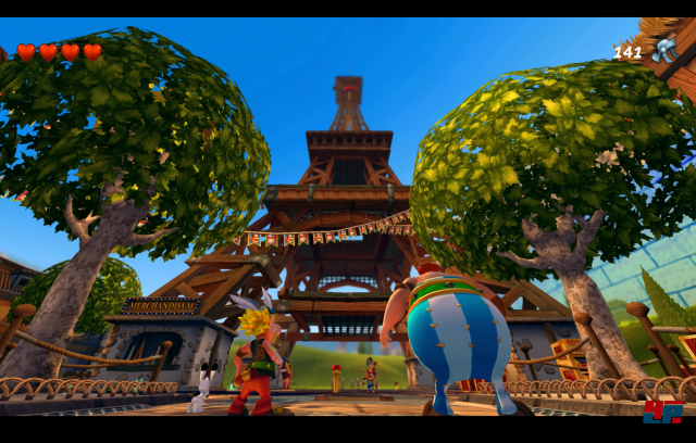 Screenshot - Asterix & Obelix XXL 2: Mission Las Vegum (PC)