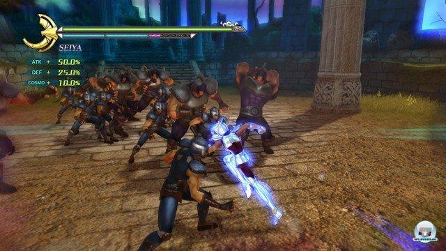 Screenshot - Saint Seiya: Sanctuary Battle (PlayStation3) 2274142