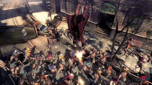 Screenshot - Devil May Cry 4 (PlayStation4) 92504948