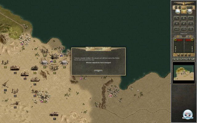 Screenshot - Panzer Corps: Afrika Korps (PC) 92422277