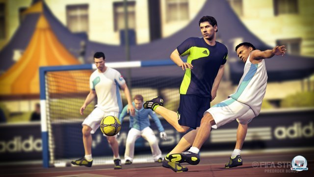 Screenshot - FIFA Street 3 (PlayStation3) 2301082