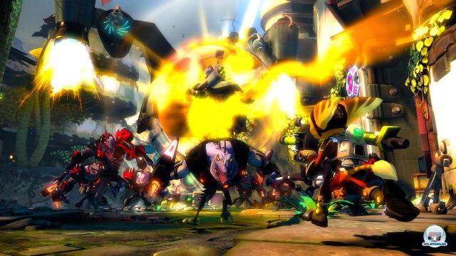Screenshot - Ratchet & Clank: Into the Nexus (PlayStation3) 92467763