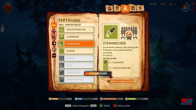 Screenshot - The Flame in the Flood (PC) 92521020
