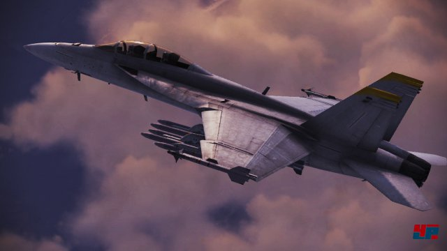 Screenshot - Ace Combat Infinity (PlayStation3)