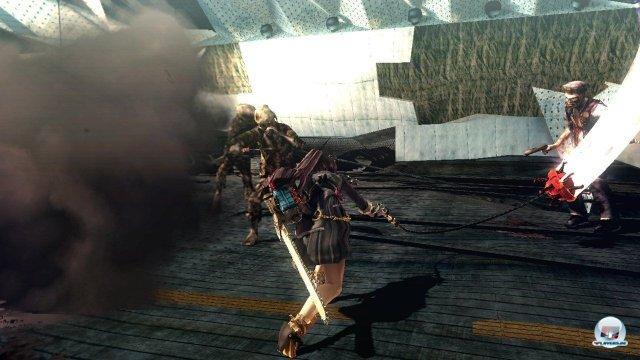 Screenshot - Onechanbara Z: Kagura (360) 2295172