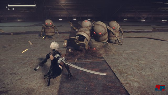 Screenshot - NieR: Automata (PS4)