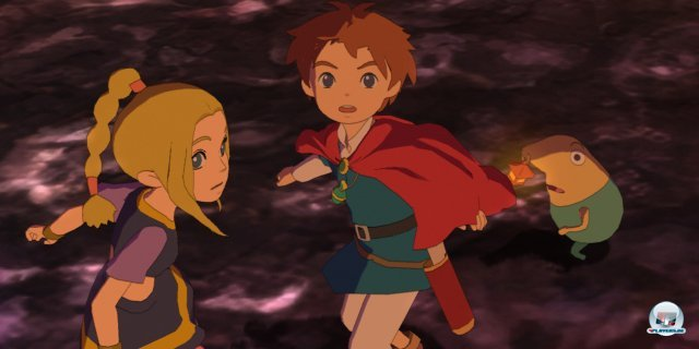 Screenshot - Ni No Kuni: Der Fluch der Weißen Königin (PlayStation3) 2385307