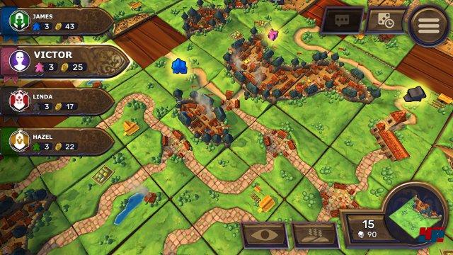 Screenshot - Carcassonne - Tiles & Tactics (Android)