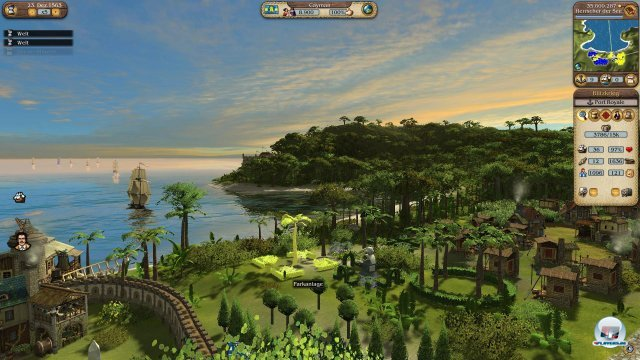 Screenshot - Port Royale 3 (360)