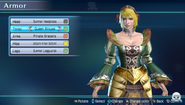 Screenshot - Dynasty Warriors: Next (PS_Vita) 2312767