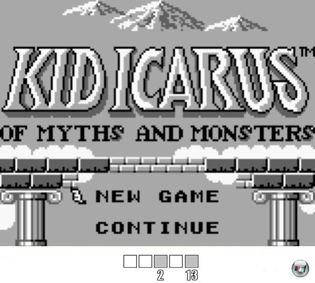 <br><br><b>Kid Icarus: Of Myths and Monsters (1991)</b><br><br>