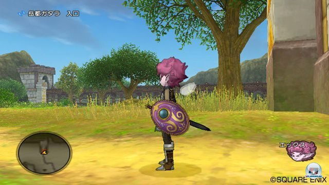 Screenshot - Dragon Quest X Online (Wii) 2280332