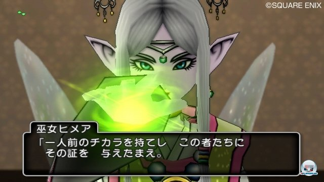Screenshot - Dragon Quest X Online (Wii) 2372297