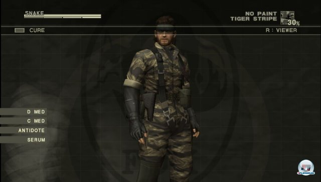 Screenshot - Metal Gear Solid: HD Collection (PS_Vita) 2364237