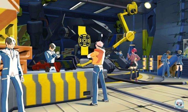 Screenshot - EX Troopers (PlayStation3) 2382677
