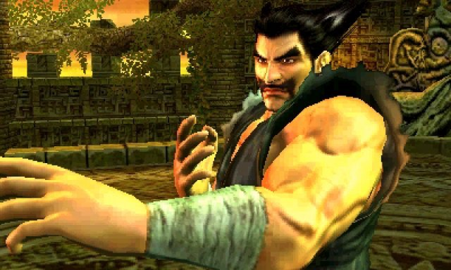 Screenshot - Tekken 3D Prime Edition (3DS) 2281327