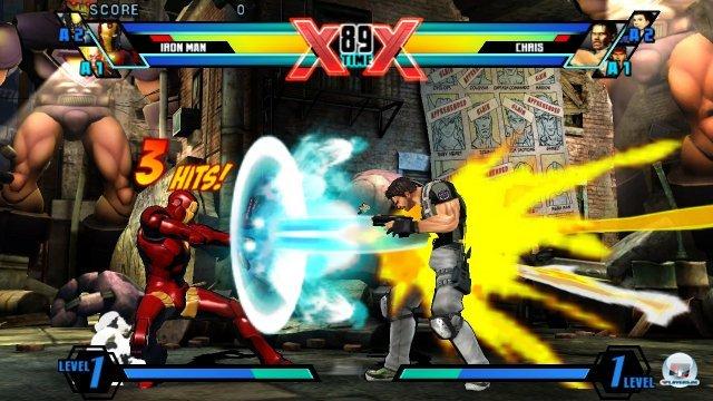 Screenshot - Ultimate Marvel vs. Capcom 3 (PS_Vita) 2317042