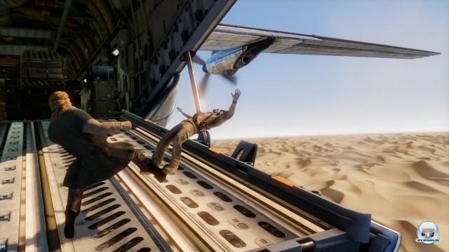 Screenshot - Uncharted 3: Drake's Deception (PlayStation3) 2245582