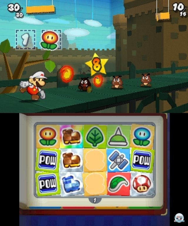 Screenshot - Paper Mario: Sticker Star (3DS) 2361207