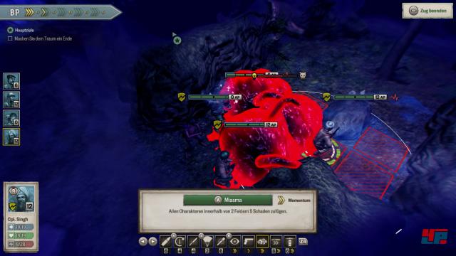 Screenshot - Achtung! Cthulhu Tactics (Switch) 92581538