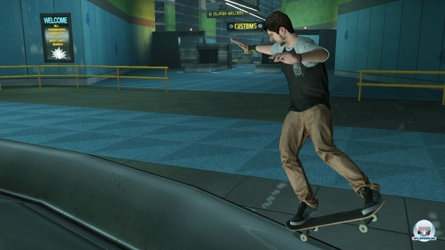 Screenshot - Tony Hawk's Pro Skater HD (360) 2388512