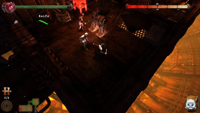 Screenshot - Silent Hill: Book of Memories (PS_Vita)
