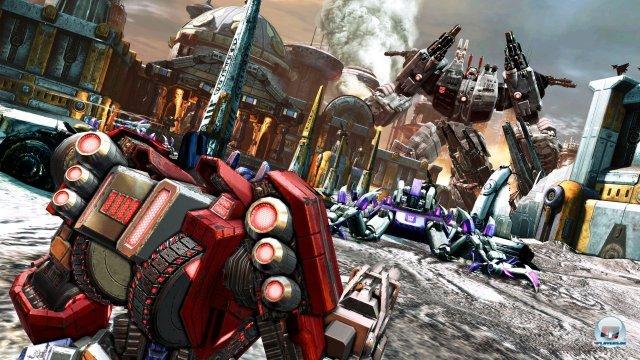 Screenshot - TransFormers: Untergang von Cybertron (360) 2390387