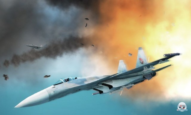 Screenshot - Ace Combat 3D (3DS) 2248722