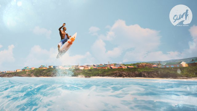 Screenshot - Surf World Series (PC)