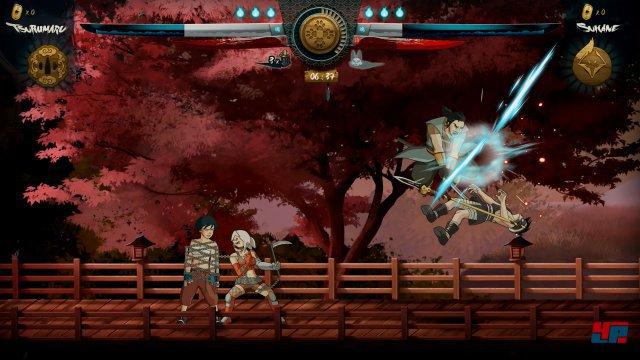 Screenshot - Samurai Riot (PC)