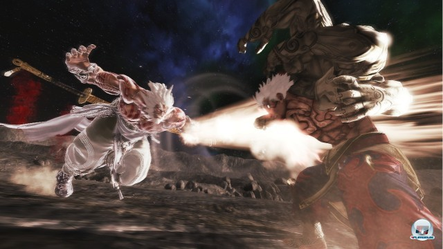 Screenshot - Asura's Wrath (PlayStation3) 2244302