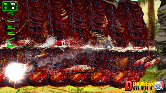 Screenshot - Serious Sam: Double D (PC)