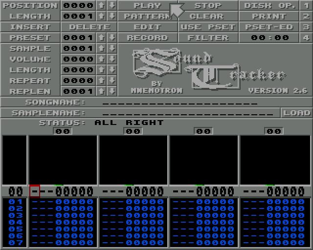 Grundstein f�r die Musikkarriere <br><br>  Auch mancher Vertreter von Elektronik- und Techno-Musik d�rfte seine ersten Schritte auf dem Amiga gemacht haben: Auch wenn der Atari ST/E dank integrierter MIDI-Ports vermehrt in Studios zum Einsatz kam, tobten sich Hobbymusiker vornehmlich am Amiga mit Programmen wie dem legend�ren Soundtracker aus oder sampelten mit Zusatzhardware neue Kl�nge in den Speicher.     2133093