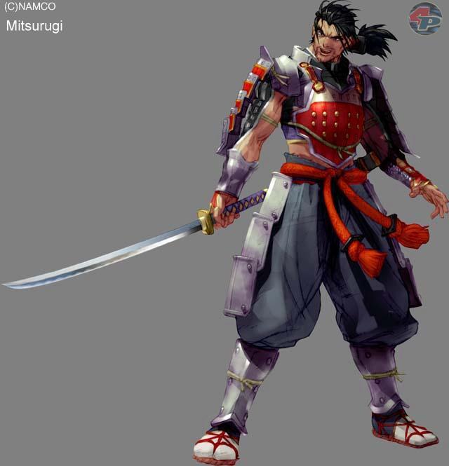 Mitsurugi sucht immer noch nach einer Waffe um Tanegashima, den Zerst�rer des Chinas der Warring State-Periode zu besiegen. 18573